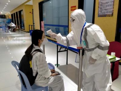 【最美的你】江李平:穿上白色防护服,我又成为战士