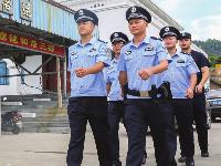 """柘荣县公安局经侦中队:铸就坚实""""经""""盾,守护群众钱袋子"""
