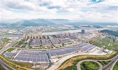 改革的热土 创新的高地   ——我市园区经济呈高质量发展态势
