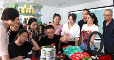 霞浦:直播电商培训 助力乡村振兴