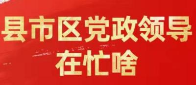 【县市区党政领导在忙啥】周宁县委常委会(扩大)会议召开