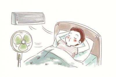 夏季感冒高发 切勿过度贪凉