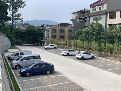 市区继光路停车场投入试运营!新增75个停车位,缓解周边停车难
