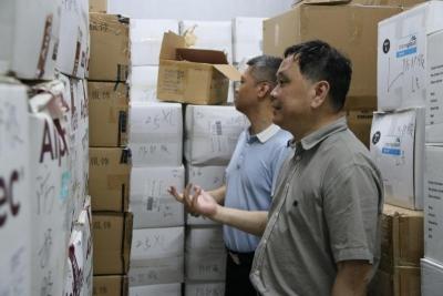 闽东医院召开疫情防控工作再部署专题会议