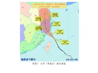 """""""黑格比""""即将登陆,""""台风预警""""提升为Ⅱ级"""