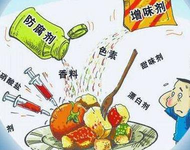 企业超范围使用食品添加剂被罚53万