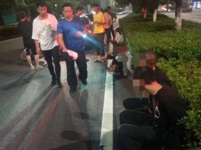 寿宁警方成功打掉一盗窃摩托车团伙