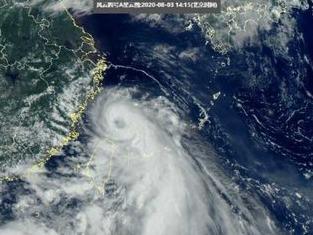 市防指调整防台风应急响应为Ⅲ级