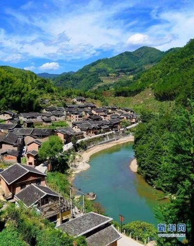 正在公示!下党乡下党村拟入选中国美丽休闲乡村