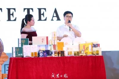 快讯丨开市之夜,福鼎代市长周春海为你揭秘神奇的福鼎白茶