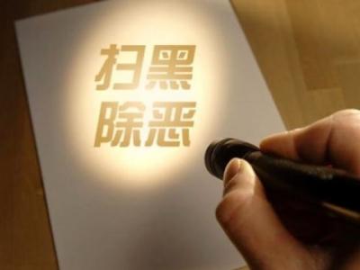 """全国扫黑办:查处涉黑涉恶腐败及""""保护伞""""3869人"""