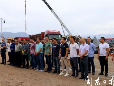青春霞浦丨霞浦大门(上澳)三级渔港开工建设