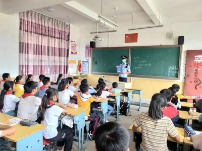 反电诈知识知多少?小学师生也来学学!