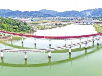 赞!衢宁铁路将为上汽宁德基地外运承担超10万辆/年份额