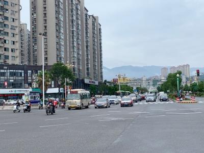 宁德撤地设市二十周年   宁德:路口优化改造 城市更有温度
