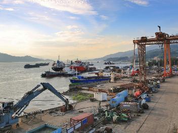 船舶运力规模较上年增长43.1%!我市航运业稳步复苏