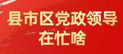 【县市区党政领导在忙啥】 霞浦县举行重点项目集中开竣工活动