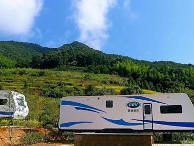 福安白云山房车营地旅游景观项目10月底前投入运营