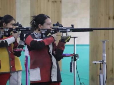 赞!全省青少年射击冠军赛,宁德代表队总成绩居首