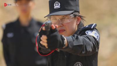 【宁视频•面孔】女巡特警:平时我保护人民,希望以后的男朋友可以保护我