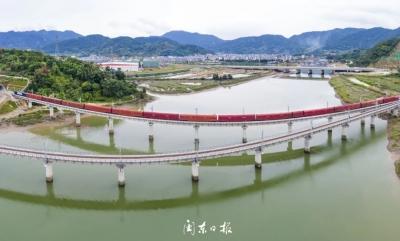 """宁德:基础设施""""迈大步""""  筑起民生""""新高度"""""""