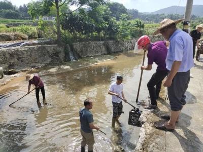 为了水清岸绿,霞浦崇儒的这些人一心扑在巡河工作上