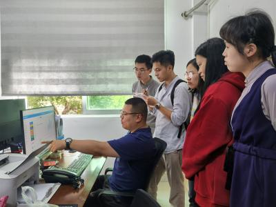 快讯丨市政法宣传舆论工作培训班学员走进蕉城法院诉非联动中心参观采访