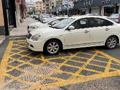 宁德新闻黑榜   私家车随意占用消防通道
