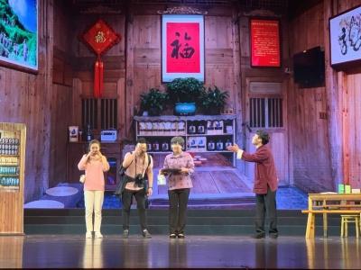 首亮相!我市小品《幸福路》在第十五届华东六省一市戏剧小品大赛中获银奖