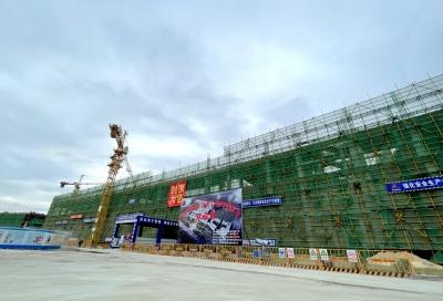 投资约9.5亿元、设置床位800张!古田县医院迁建项目建成这样了…