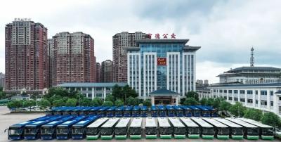春节假期市区30条公交线路免费乘坐,但运营时间有调整……