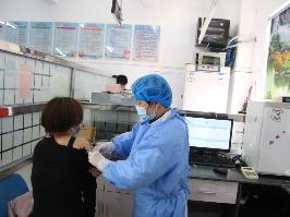 宁德东侨开发区新冠疫苗第二剂次接种工作有序进行