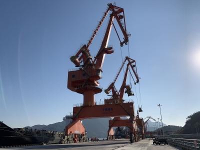 回眸与展望丨漳湾码头:宁德千亿产业集群的有力支撑