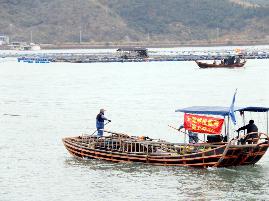 守护碧海蓝天!霞浦这里的海漂垃圾清理常态化