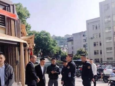宁德新闻红榜|商铺违规设置店招被责令整改