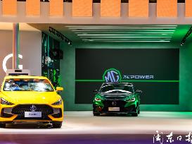 第19届上海车展   多款名星车型来自宁德产