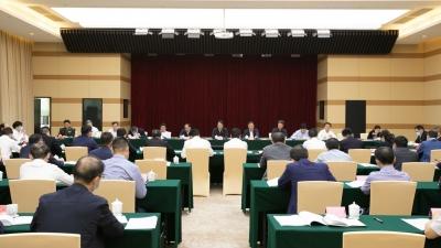 市委市政府召开季度经济会议,强调持续推进这些工作