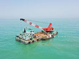 灯亮了!霞浦北礵岛海底电缆抢修完毕