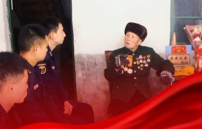 《长津湖》热播,宁德百岁老兵讲述抗美援朝亲身经历!